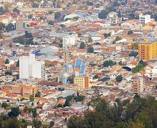 Downtown Salta